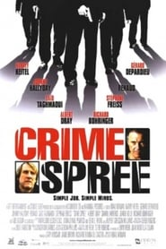 Poster Crime Spree 2003