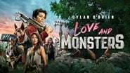 Wallpaper Love and Monsters