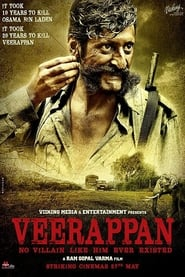 Veerappan 2016 Hindi Movie WebRip 300mb 480p 1GB 720p 6GB 1080p
