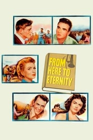 Poster From Here to Eternity 1953
