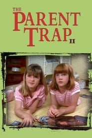 Poster The Parent Trap II 1986