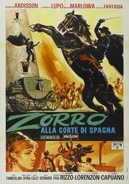 Zorro alla corte di Spagna 1963