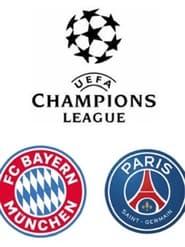 League des champions quart de finale aller BAYERNMUNICH VS PSG du 07 04 21 (2021)