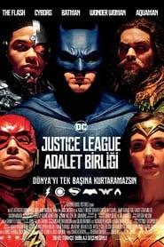 Justice League: Adalet Birliği 2017 Türkçe Dublaj izle