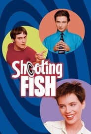 Poster Shooting Fish 1997
