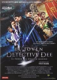 El joven Detective Dee: El poder del dragón marino en cartelera