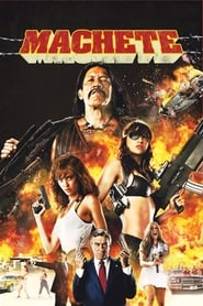 Poster for Machete