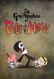 Poster The Grim Adventures of Billy and Mandy 2007