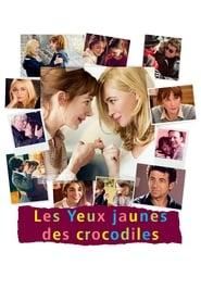 Poster The Yellow Eyes of Crocodiles 2014