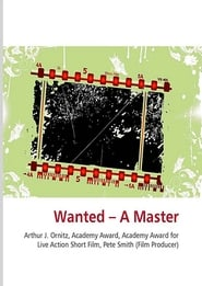 Wanted - A Master