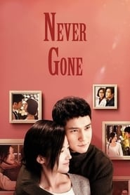 Poster Never Gone 2018
