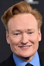 Conan O'Brien Headshot