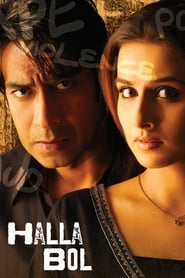 Halla Bol 2008 Hindi Movie WebRip 400mb 480p 1.3GB 720p 3GB 9GB 1080p