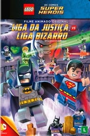 LEGO DC Comics Super Heróis: Liga da Justiça vs Liga Bizarro