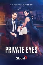 Poster Private Eyes 2021