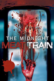 Poster for The Midnight Meat Train