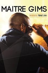 Maître Gims : Warano Tour 2017