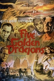 Image Five Golden Dragons