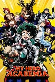 Poster My Hero Academia 2021