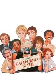 Poster California Suite 1978