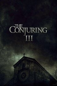 Poster The Conjuring: The Devil Made Me Do It 2021