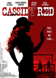 Cassidy Red poster (714x1000)
