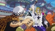 One Piece Season 21 Episode 906 : Duel! The Magician and the Surgeon of Death!