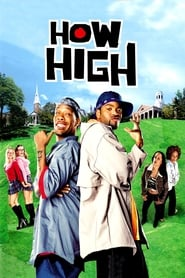 Poster How High 2001