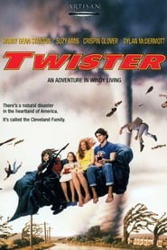 Poster of Twister