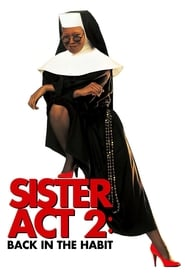 Poster Sister Act 2: Back in the Habit 1993