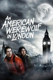 Poster An American Werewolf in London 1981