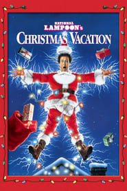 Poster National Lampoon's Christmas Vacation 1989