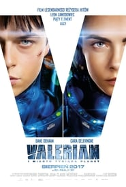 Valerian i miasto tysiąca planet / Valerian and the City of a Thousand Planets (2017)