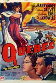 Quebec (1951) online ελληνικοί υπότιτλοι
