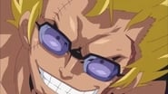 One Piece Season 15 Episode 637 : Big Names Duke It Out! The Heated Block B Battle!