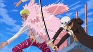 One Piece Dress Rosa Arc (2) Episode 725 : Anger Erupts - I'm Going to Take it All on!