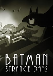 Batman: Strange Days