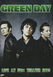 Green Day: Live at Fox Theater