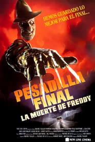 Pesadilla en Elm Street 6 Pesadilla final Película Completa HD 1080p [MEGA] [LATINO]