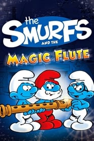 Poster for The Smurfs and the Magic Flute