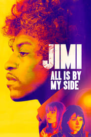 Poster for Jimi: All Is by My Side