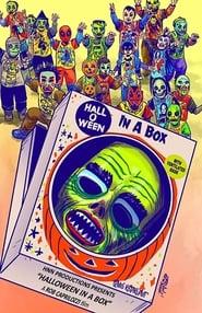 مشاهدة فيلم Halloween in a Box مترجم