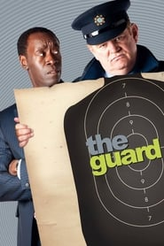 Poster for the movie, 'The Guard'