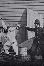 Clown and Police 1900