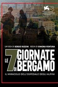 Le 7 giornate di Bergamo 2021