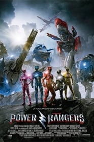 Saban's Power Rangers movie poster