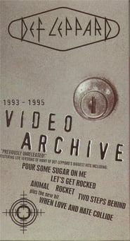 Def Leppard: Video Archive
