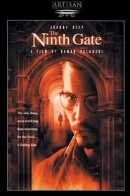 Poster for The Ninth Gate