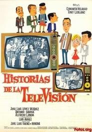 Historias de la televisión plakat