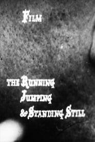 Poster The Running Jumping & Standing Still Film 1959